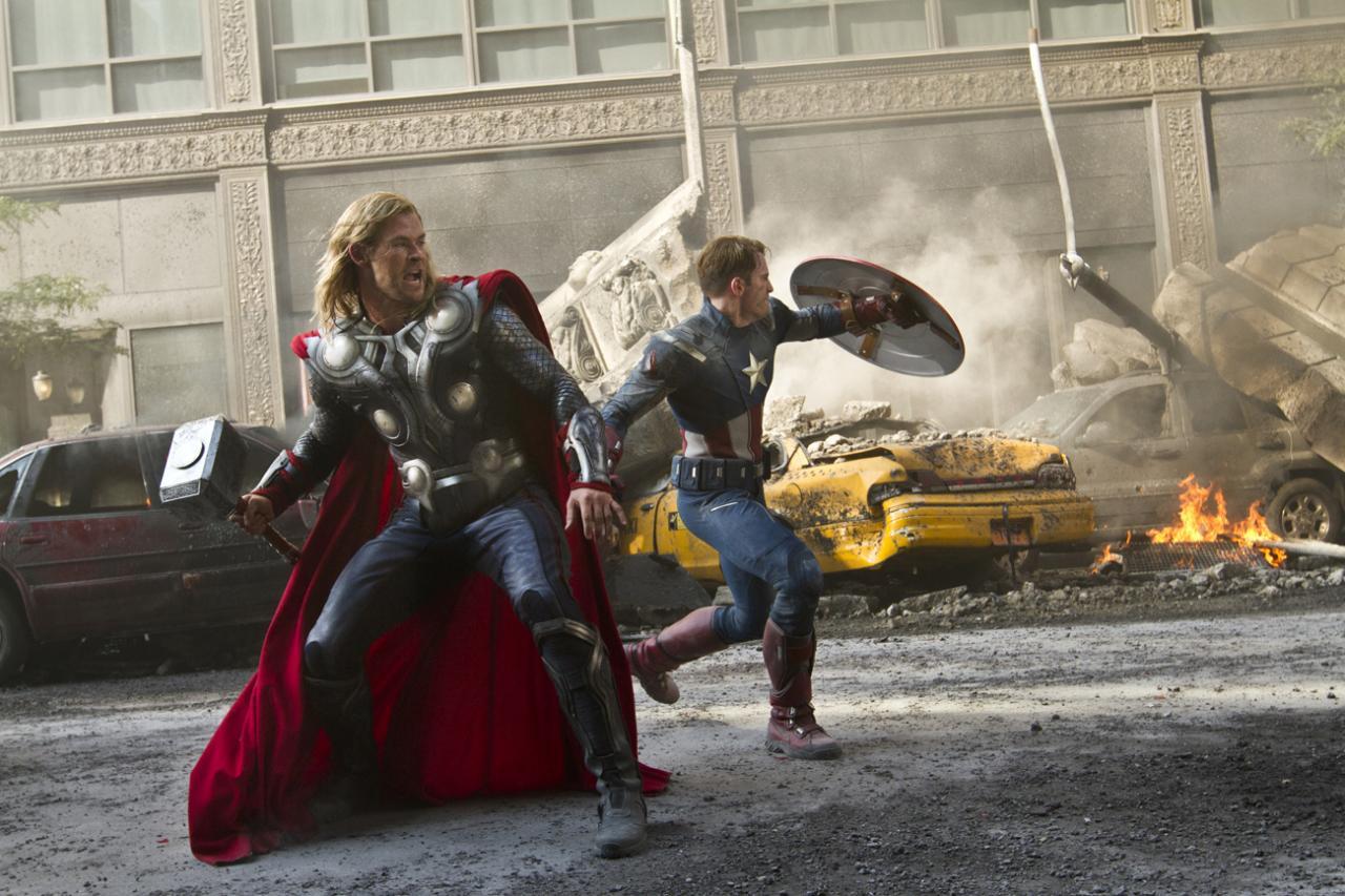 Joss Whedon - The Avengers